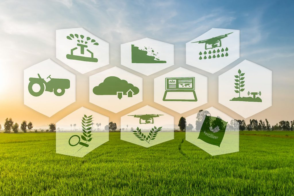 Creating value in digital-farming solutions