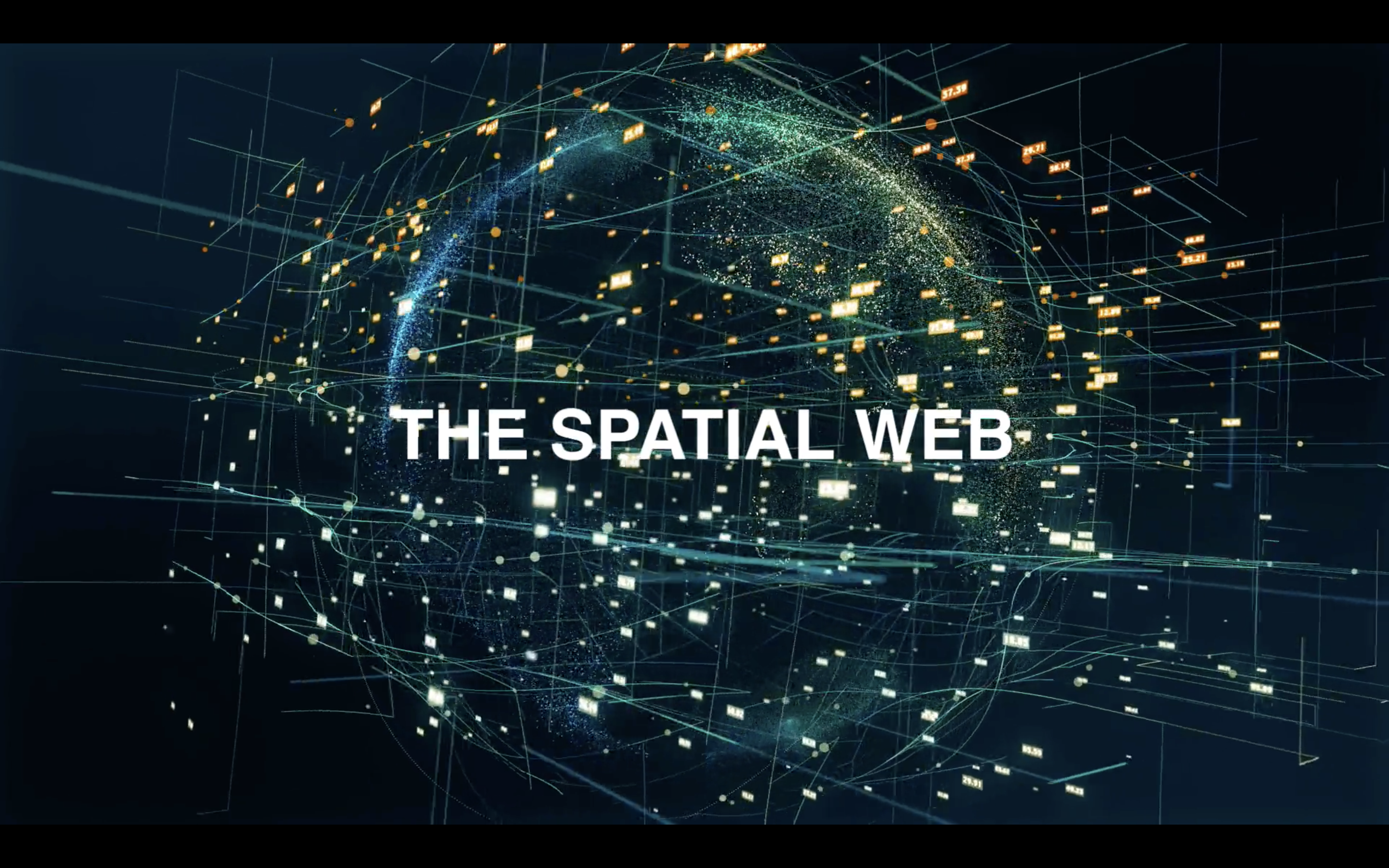 The Spatial Web and Web 3.0