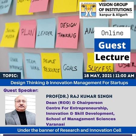 Design Thinking & Innovation Management